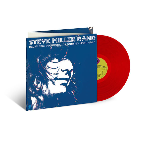 Steve Miller Band: Recall The Beginning… A Journey From Eden: Exclusive Red Vinyl