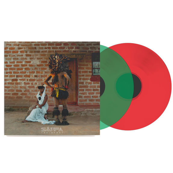 Sampa The Great: The Return: Limited Edition Translucent Red and Green Vinyl