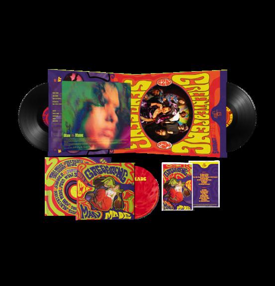 Greentea Peng: Man Made CD, Vinyl + Cassette
