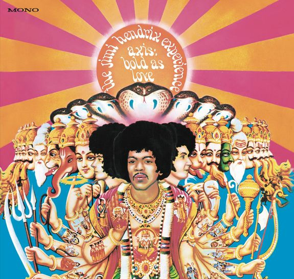 Jimi Hendrix Experience: Axis: Bold As Love