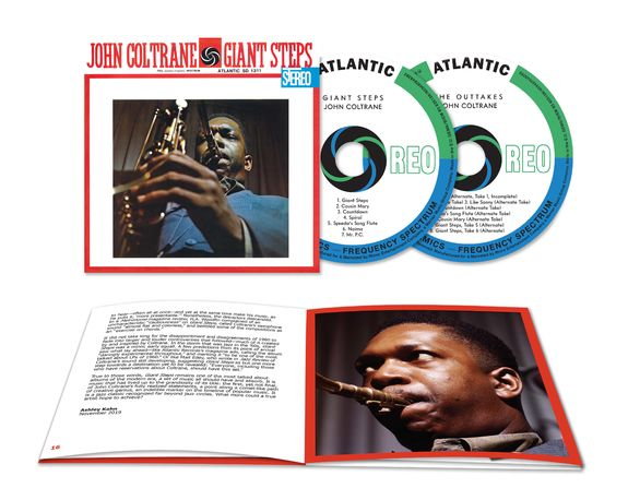 John Coltrane: Giant Steps: 60th Anniversary Deluxe Edition Double CD