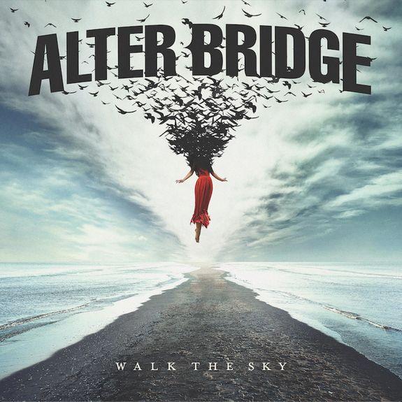 Alter Bridge: Walk The Sky: CD + Exclusive Art Print