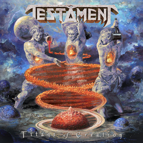 Testament: Titans Of Creation