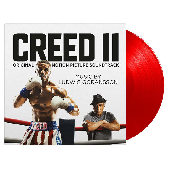 Original Soundtrack: Original Soundtrack - Creed II: Red Vinyl