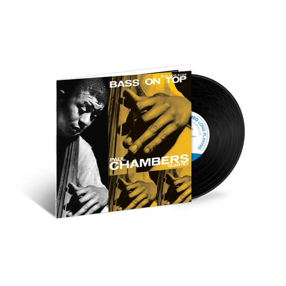 Paul Chambers: Bass On Top (Tone Poet Series)