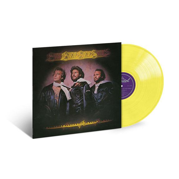 Bee Gees: Children Of The World: Exclusive Yellow Vinyl