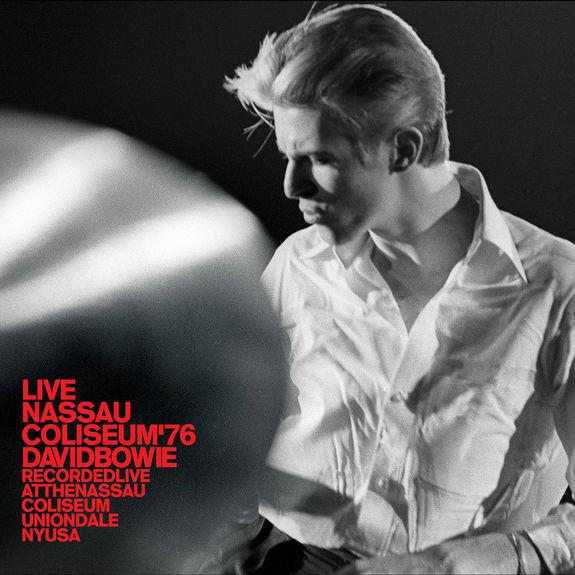 David Bowie: Live Nassau Coliseum '76