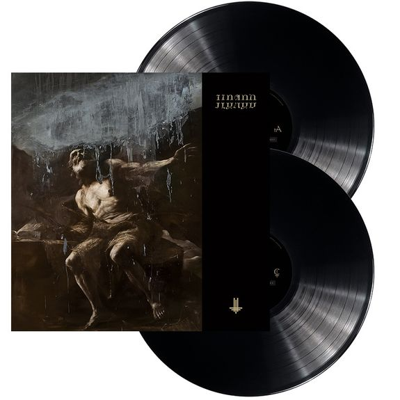 Behemoth: I Loved You At Your Darkest: Limited Edition Gatefold Vinyl