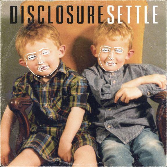 Disclosure: Settle <br>(CD Album)