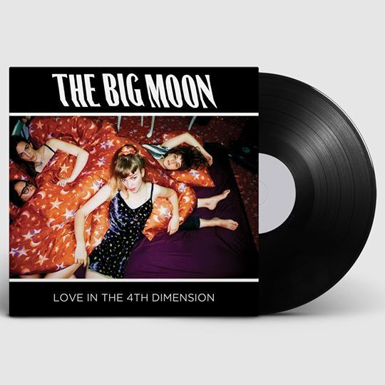 The Big Moon: Love In The 4th Dimension LP