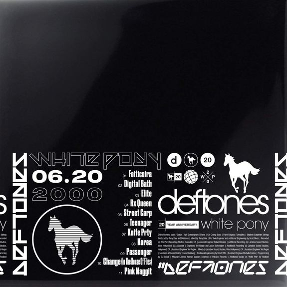 Deftones: White Pony: 20th Anniversary Deluxe Edition