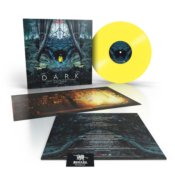 Ben Frost: Dark: Cycle 1 (Original Music From The Netflix Series): Anorak Yellow Vinyl