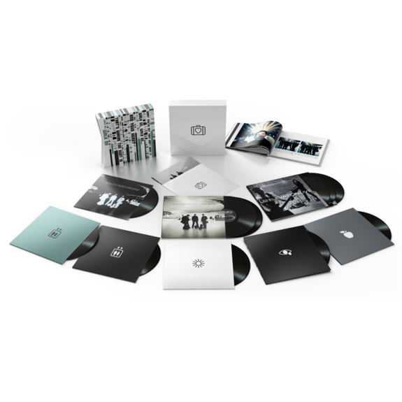 U2: All That You Can't Leave Behind</br>Super Deluxe Edition LP Box