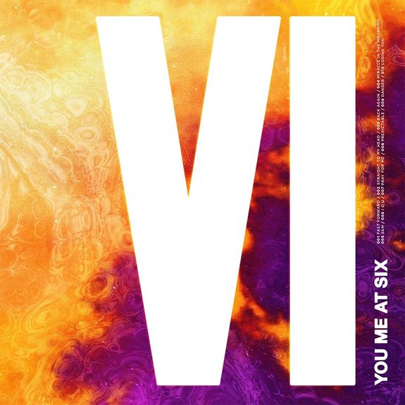 You Me At Six: VI + Exclusive Playable Flexi-Postcard