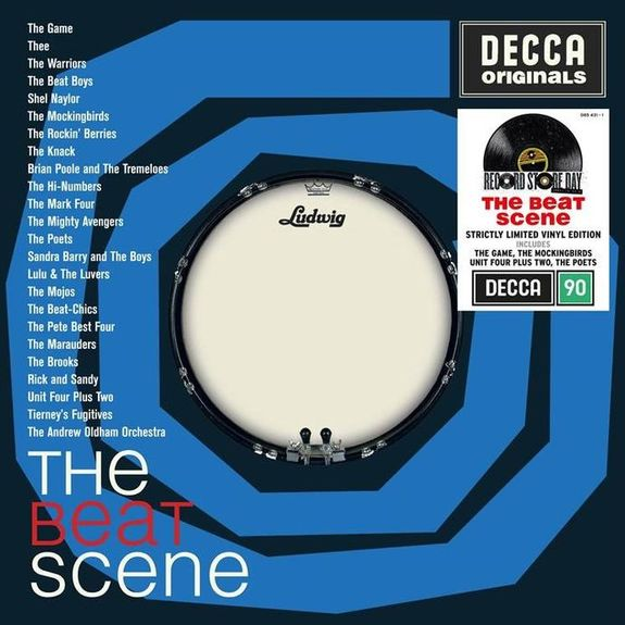 Various Artists: The Beat Scene: Limited Edition RSD 2020