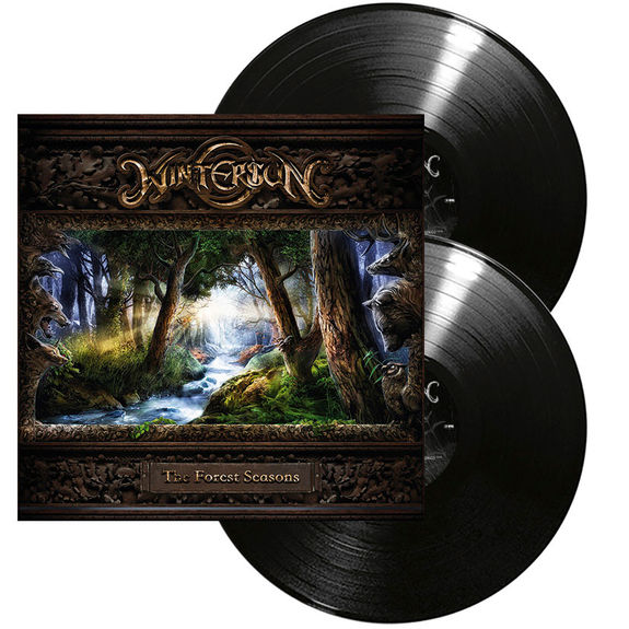 Wintersun: The Forest Seasons Limited Edition Vinyl
