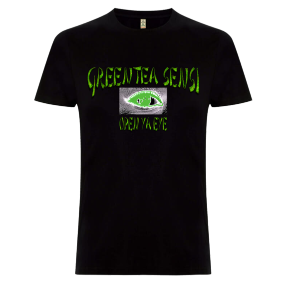 Greentea Peng: Greentea Sensi Open Ya Eye T-shirt (Competition Winner Design)