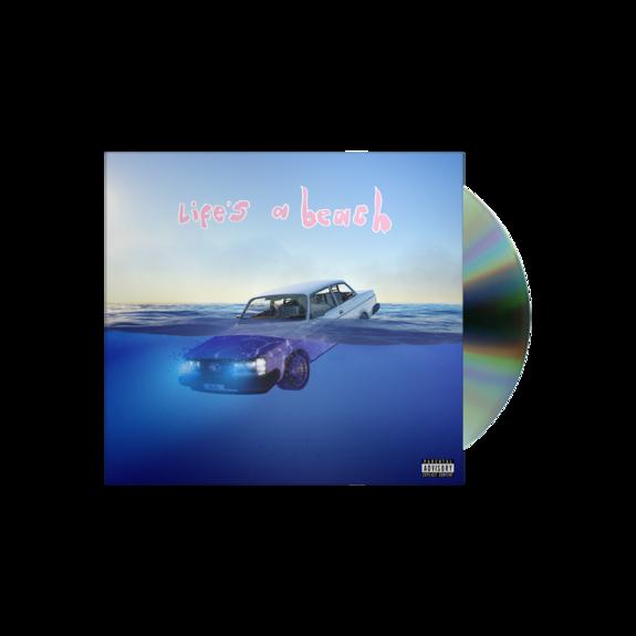 Easy Life: life's a beach: standard cd