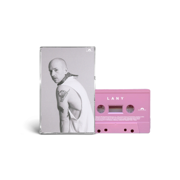 "LANY: ""mama's boy"" collectible cassette 4/4: les"