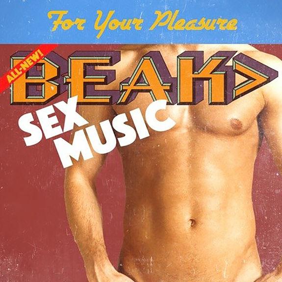Beak>: Sex Music Coloured Vinyl