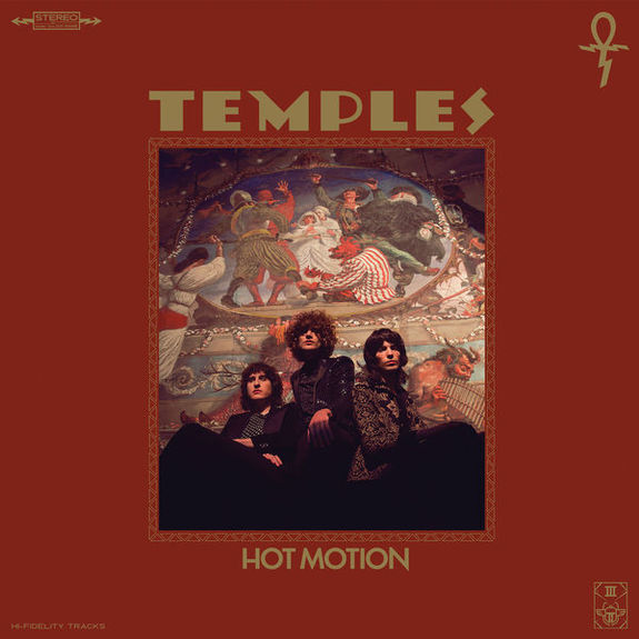 Temples: Hot Motion: Limited Edition Cassette