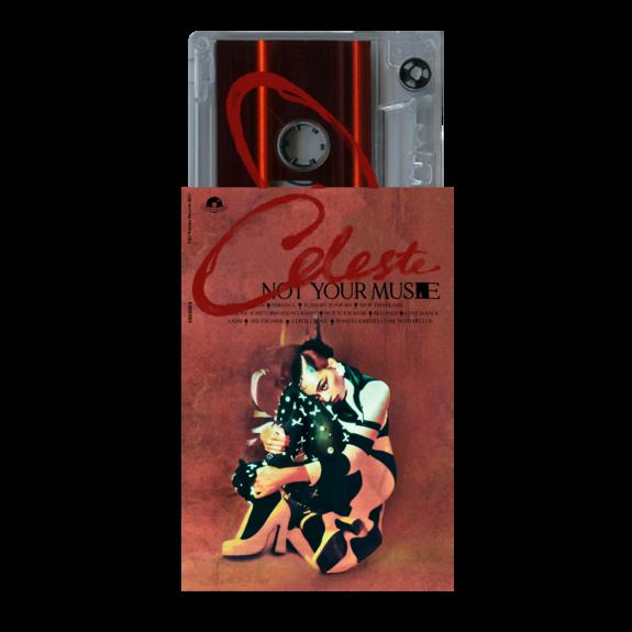 Celeste: Not Your Muse Cassette
