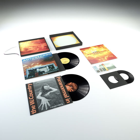 Julian Cope: Autogeddon (25th Anniversary Vinyl Boxset)