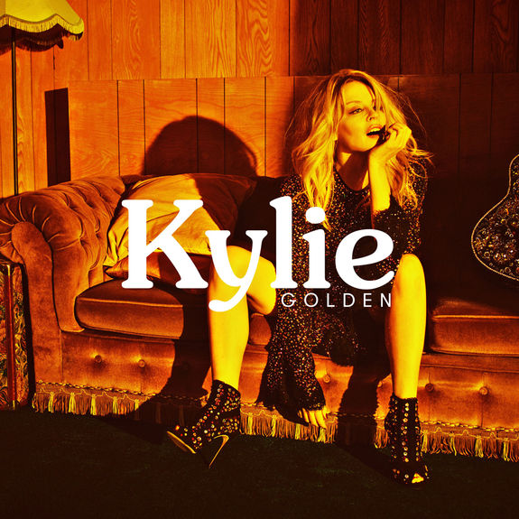Kylie Minogue: Golden: Deluxe CD