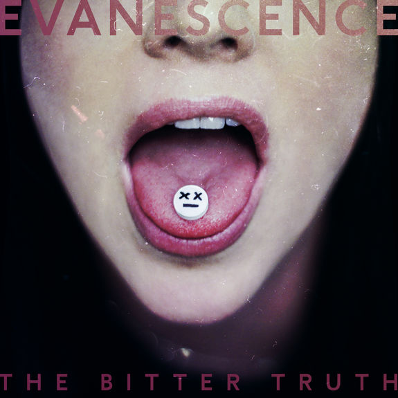 Evanescence: The Bitter Truth: Deluxe Gatefold Vinyl