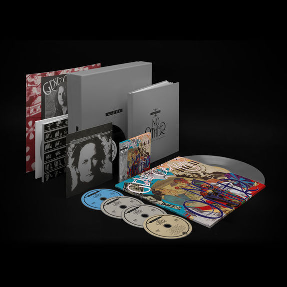 Gene Clark: No Other: Limited Edition Deluxe Boxset