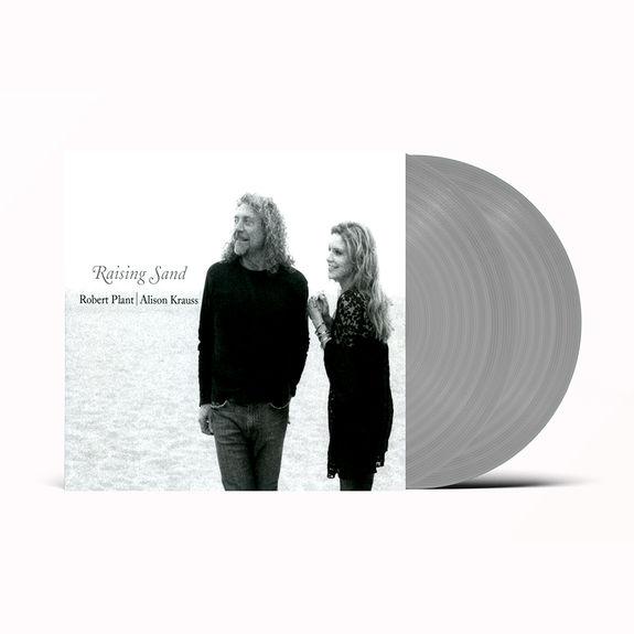 Alison Krauss & Robert Plant: Raising Sand: Exclusive Grey Vinyl