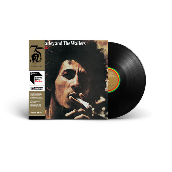 Bob Marley and The Wailers: Catch A Fire: Limited Edition Half-Speed Master