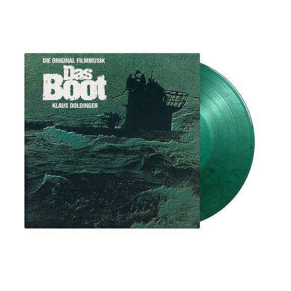 Original Soundtrack: Das Boot: Limited Edition Camouflage Coloured Vinyl
