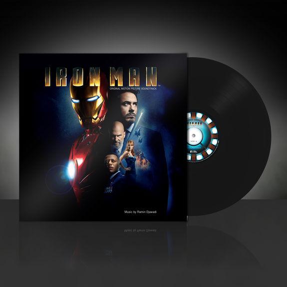 Ramin Djawadi: OST / Iron Man