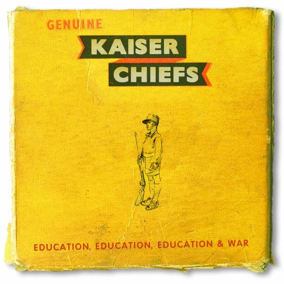 Kaiser Chiefs: Education, Education, Education & War CD
