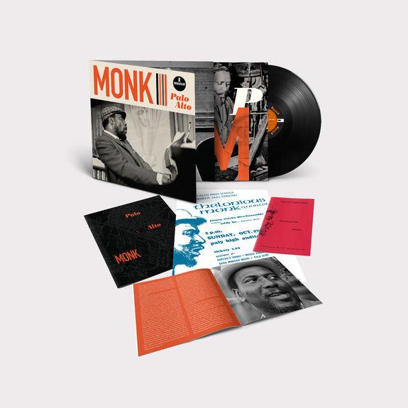 Thelonious Monk: PALO ALTO LP