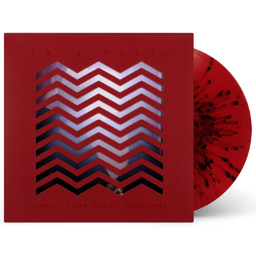 Various Artists: Twin Peaks Season Three Soundtrack: Limited Edition Red & Grey Coloured Vinyl