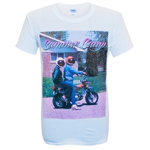 Summer Camp: Motorcycle Duo T-Shirt - Small