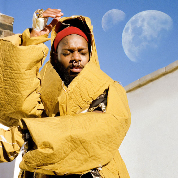 serpentwithfeet: soil: Opaque Yellow Vinyl