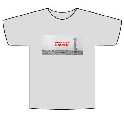 Smoke Fairies: Smoke Fairies Exclusive Small T-Shirt