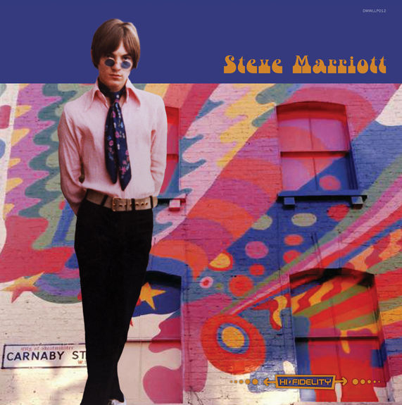Steve Marriott: Get Down To It