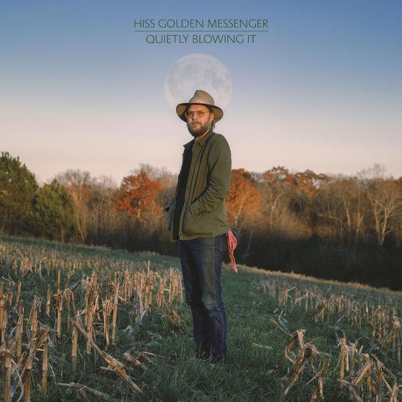 Hiss Golden Messenger: Quietly Blowing It: Vinyl LP + Signed Poster