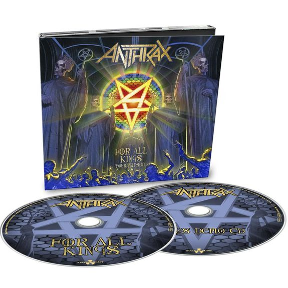 Anthrax: For All Kings Tour Edition