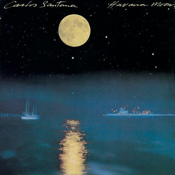 Carlos Santana: Havana Moon: Vinyl LP