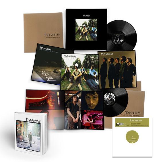 The Verve: Urban Hymns Super Deluxe Vinyl, 12