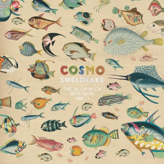 Cosmo Sheldrake: The Much Much How How and I