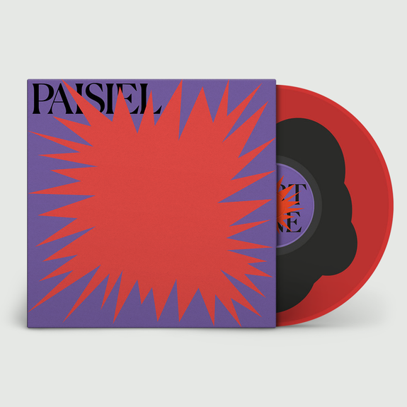 Paisiel: Unconscious Death Wishes: Limited Edition Red