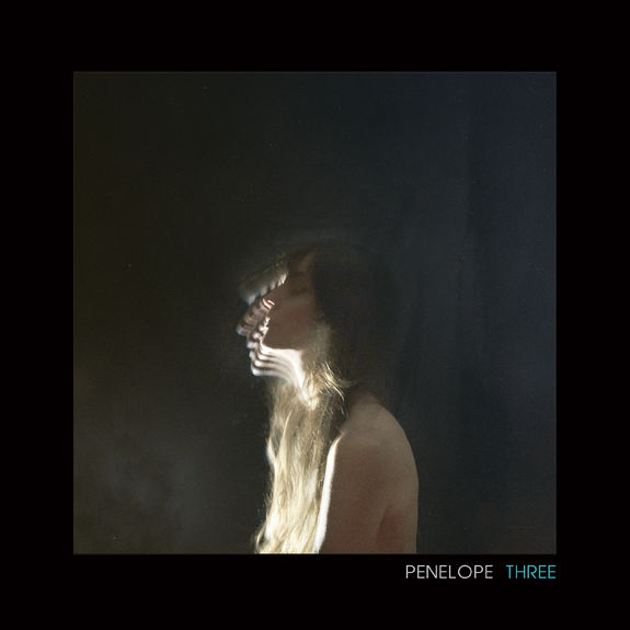 Penelope Trappes: Penelope Three: Black Vinyl LP