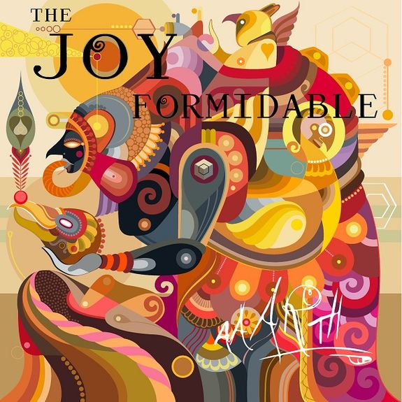 The Joy Formidable: AAARTH