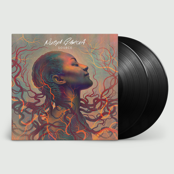 Nubya Garcia: Source: Deluxe Edition Double Black Vinyl + Signed Sleeve